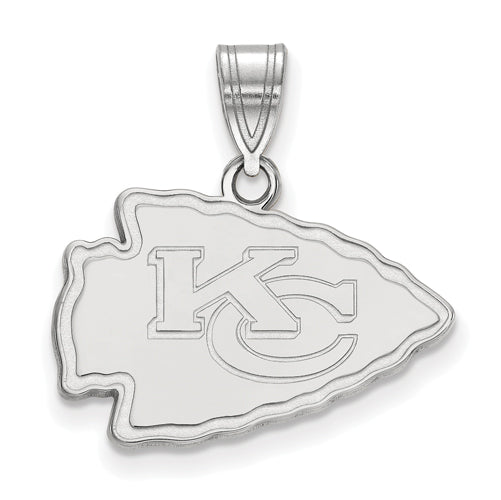 SS Kansas City Chiefs Medium Pendant