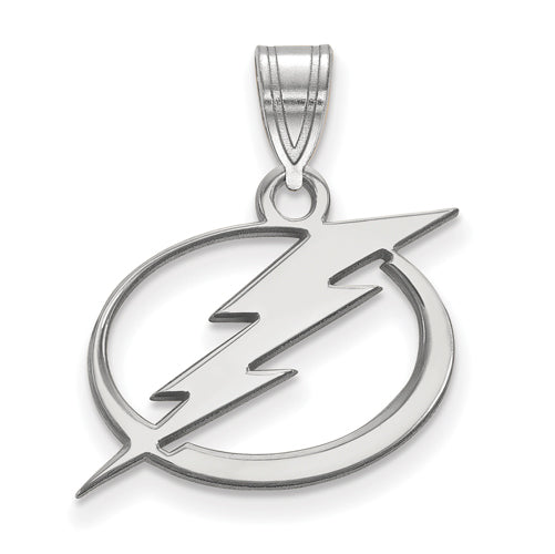 SS NHL Tampa Bay Lightning Medium Pendant
