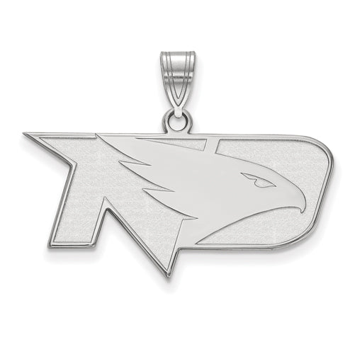 SS University of North Dakota Medium Fighting Hawks Pendant