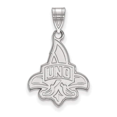 SS University of New Orleans Large Pendant