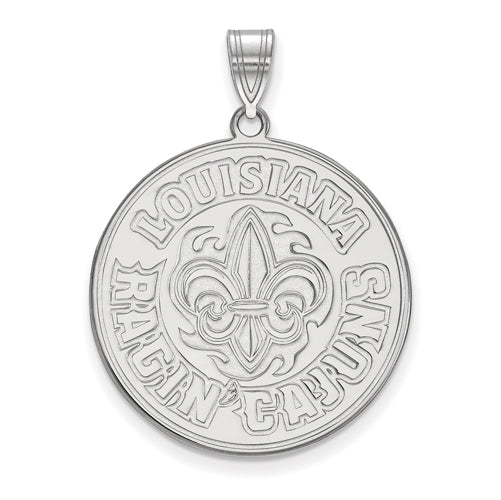 SS University of Louisiana at Lafayette XL Pendant