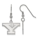 SS Youngstown State University Small Dangle Earrings