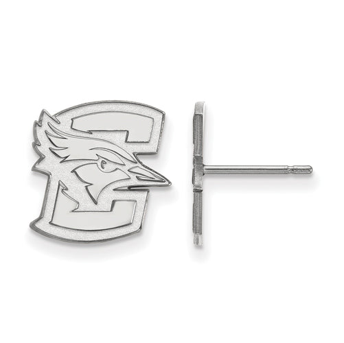 SS Creighton University Small Post Earrings