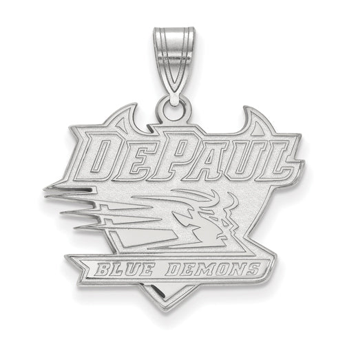 SS DePaul University Large Pendant