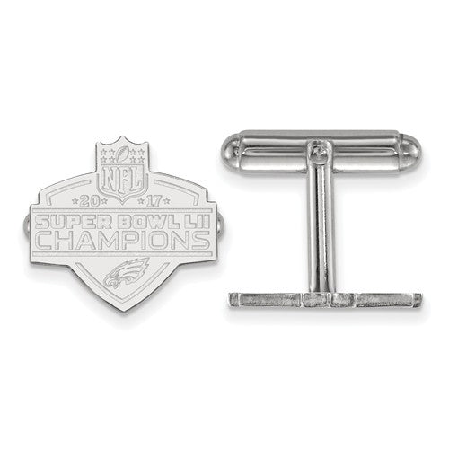 SS Phila Eagles Super Bowl LII Champions Cuff Links