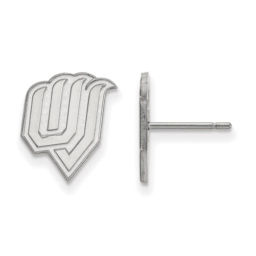 SS Utah Valley State Small Post Earrings