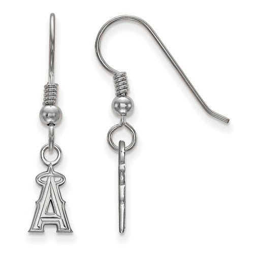 SS MLB  Los Angeles Angels XS Dangle Earrings