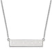 SS Cornell University Small Bar Necklace