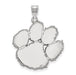 SS Clemson University XL Pendant