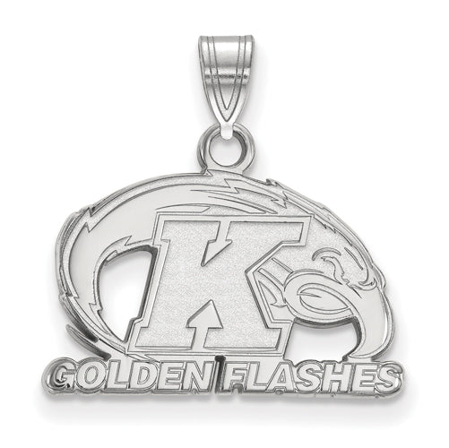 SS Kent State Golden Flashes Small Pendant