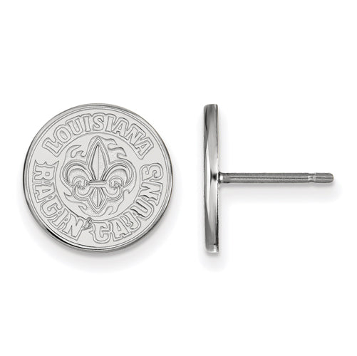 SS University of Louisiana at Lafayette Small Post Earrings
