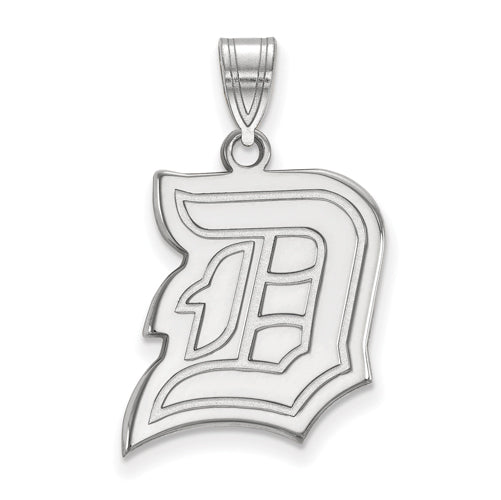 SS Duquesne University Large Pendant