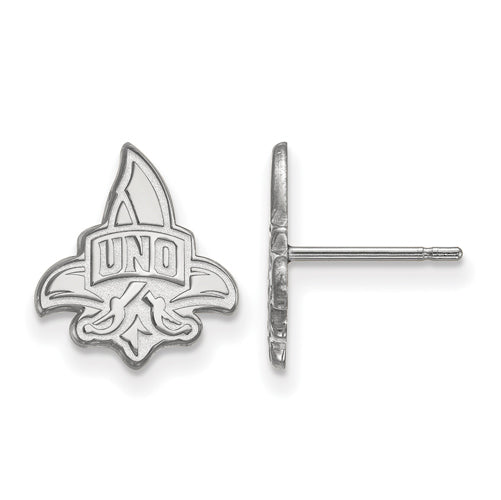 SS University of New Orleans Small Post Earrings