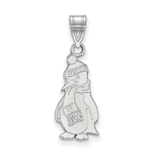 "SS Youngstown State University Large ""Pete the Penguin"" Pendant"