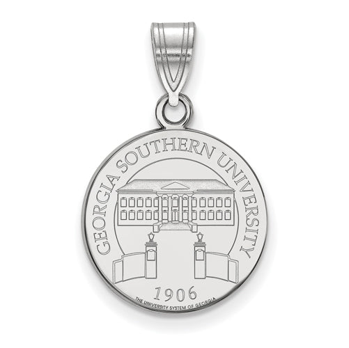 SS Georgia Southern University Medium Crest Pendant