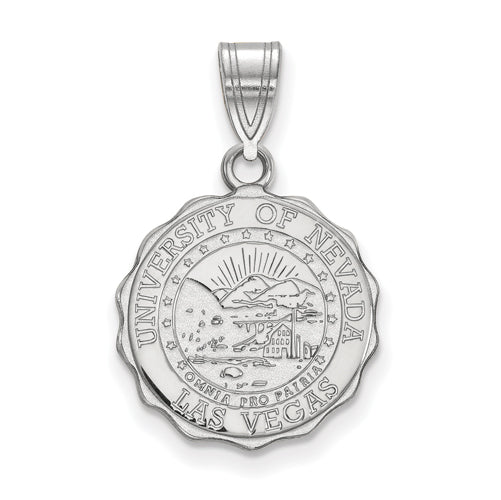 SS University of Nevada Las Vegas Medium Crest Pendant