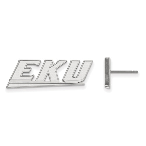 SS Eastern Kentucky University Small Post EKU Earrings