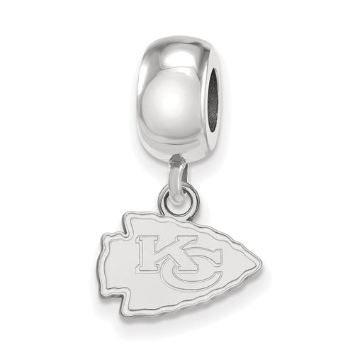 SS Kansas City Chiefs Bead Charm XS Dangle