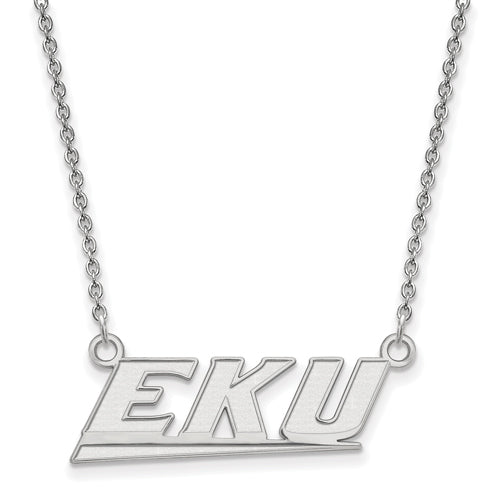 SS Eastern Kentucky University Small EKU Pendant w/Necklace