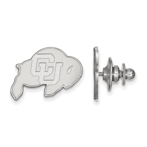 SS University of Colorado Buffalo Lapel Pin