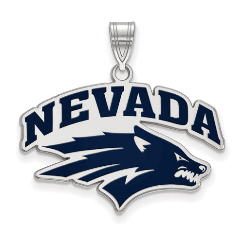 SS University of Nevada Large Enamel Pendant