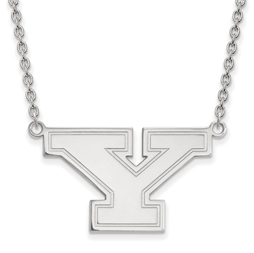 SS Youngstown State University Large Pendant w/Necklace