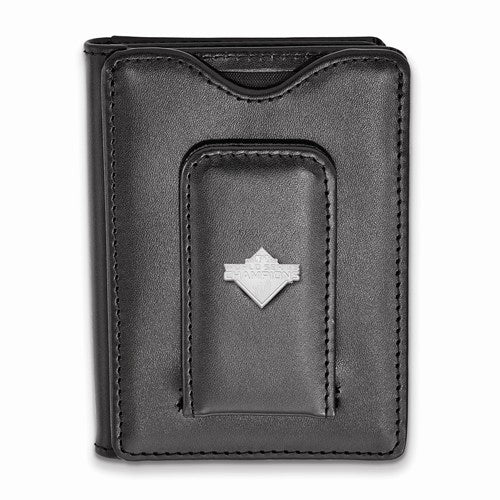 SS 2019 World Series Champions Washington Nationals Black Leather Wallet