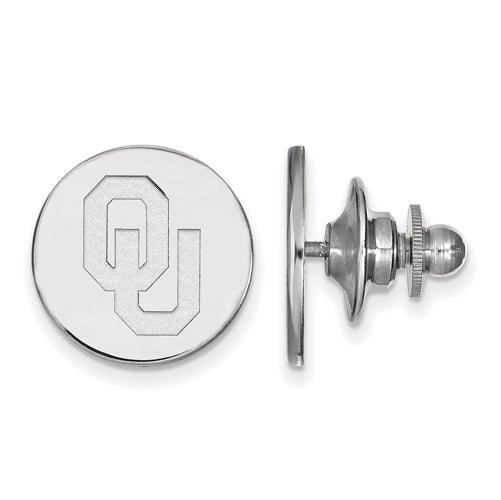 SS University of Oklahoma Tie Tac