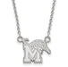 SS University of Memphis Small Tigers Pendant w/Necklace