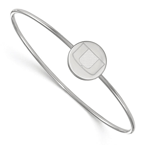 SS University of Miami Slip on Bangle