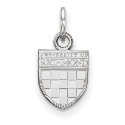 SS University of Richmond XS Shield Pendant
