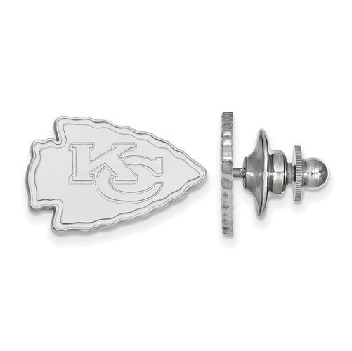 SS Kansas City Chiefs Lapel Pin