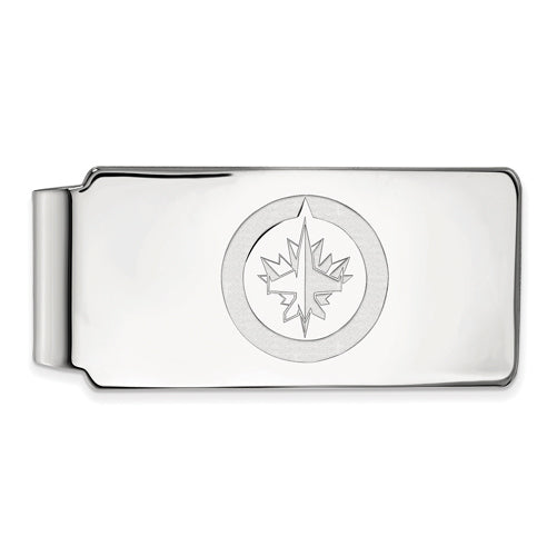 14kw NHL Winnipeg Jets Money Clip