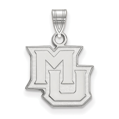 SS Marquette University Small Alternate Athletics Pendant