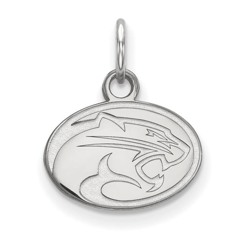 Sterling Silver LogoArt University of Houston XS Pendant