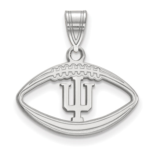 SS Indiana University Pendant in Football
