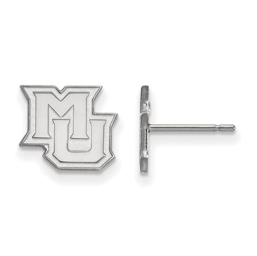 SS Marquette University XS Alt Athletics Post Earrings