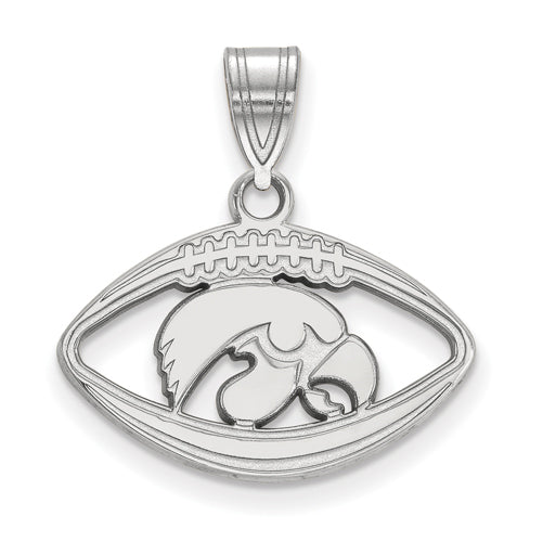 SS University of Iowa Pendant in Football