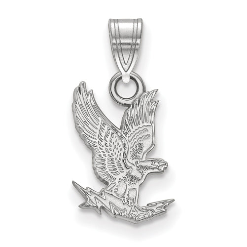 Sterling Silver US Air Force Academy Small Falcon Pendant