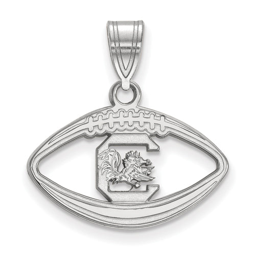 SS University of South Carolina Pendant in Football