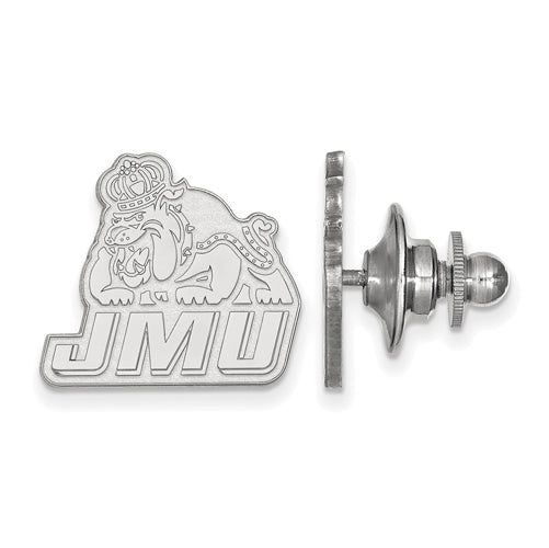 SS James Madison University JMU Dukes Lapel Pin