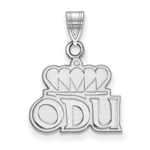 SS Old Dominion University Small ODU Pendant