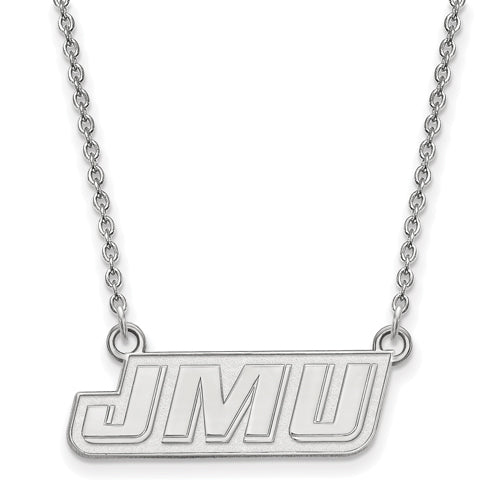 SS James Madison University Small JMU Pendant w/ Necklace