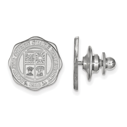 SS Bowling Green State University Crest Lapel Pin