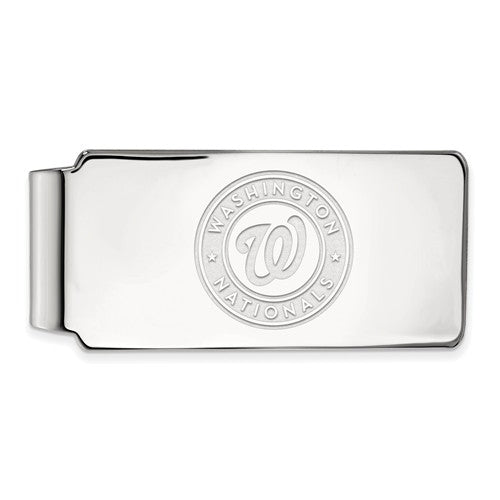 SS LogoArt Washington Nationals Money Clip