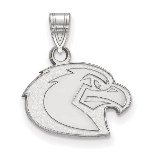 SS Marquette University Small Golden Eagle Pendant