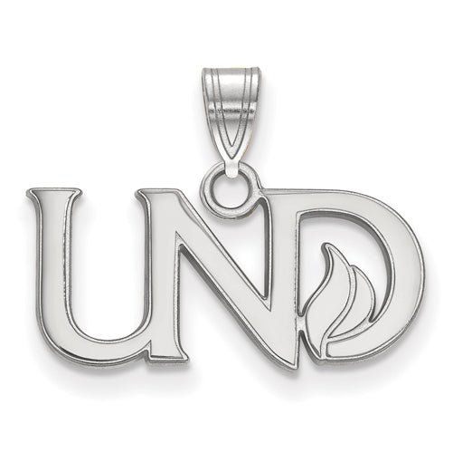 SS University of North Dakota Small UND Logo Pendant