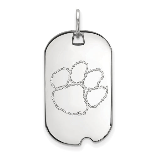 SS Clemson University Small Dog Tag