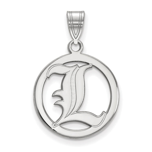 SS University of Louisville Med Pendant in Circle
