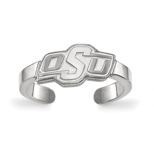 SS Oklahoma State University Toe Ring
